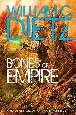 book cover of Bones of Empire