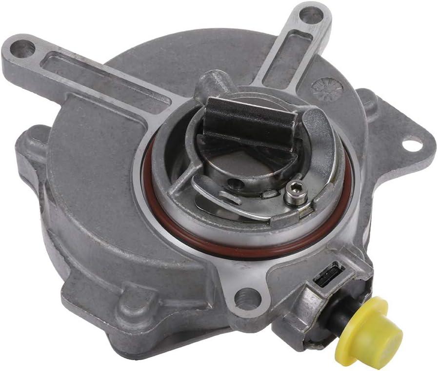 CTCAUTO Power Brake Booster Replace for 2006-2008 Passat 2006-2008 A3 2006-2008 GTI 2005-2009 A4 2009-2014 TT Quattro 2008-2009 TT Vacuum Pump 06D145100H