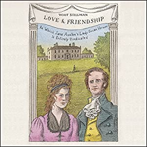 Love & Friendship Audiobook