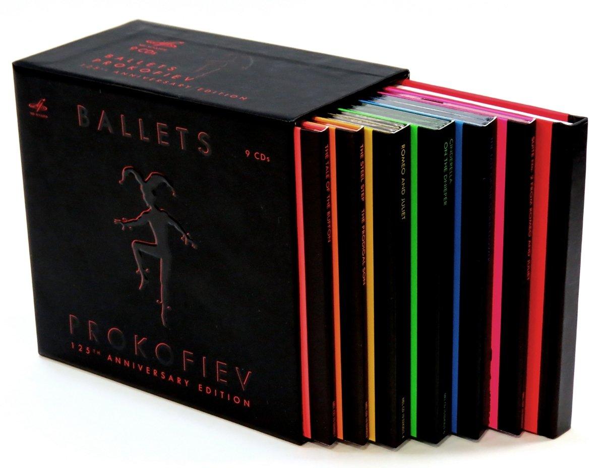 125th Anniversary Edition: Ballets