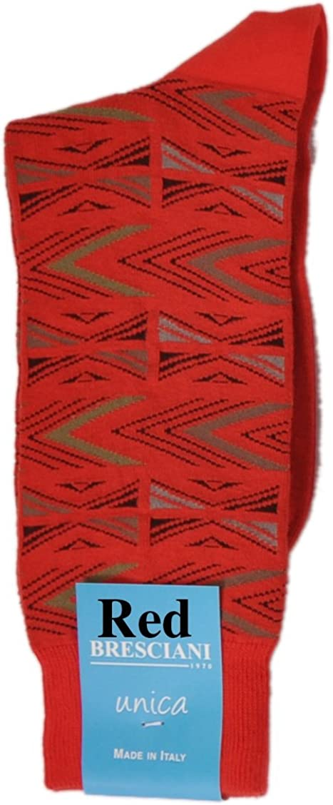 One Pair Limited Edition Exclusive Aztec Redux Mid-Calf Socks