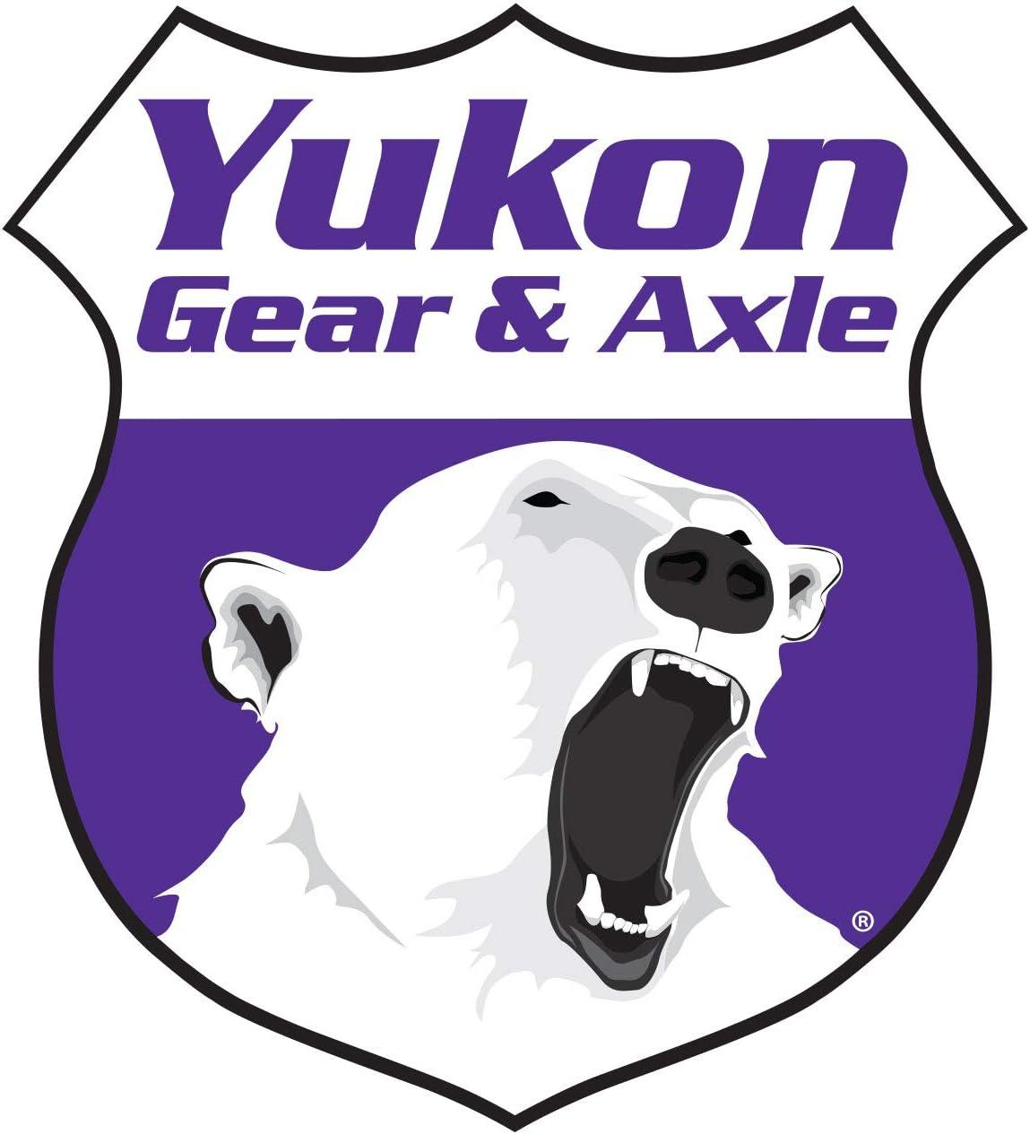 2.25 OD Axle Bearings Install Kit 7.5//7.625 GM 3.23 Rear Ring /& Pinion