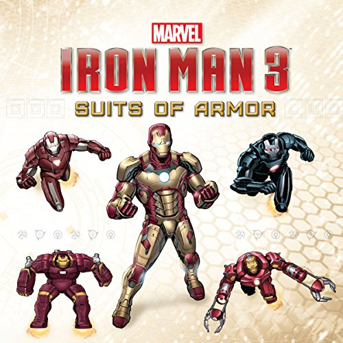 Iron Man 3: Suits of Armor (Marvel Iron Man 3) for $<!---->