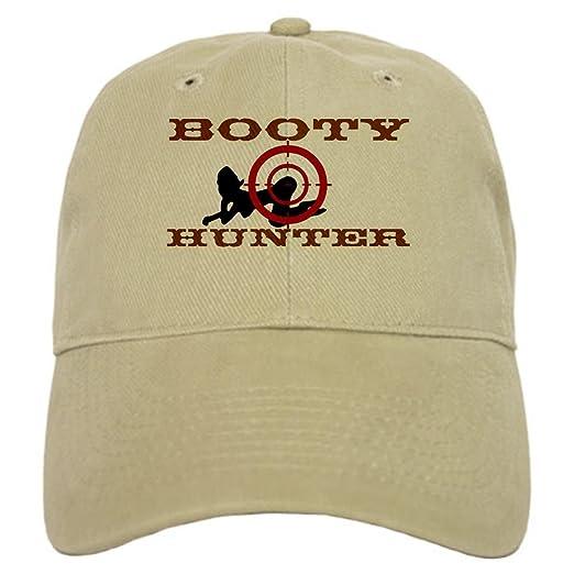 4d66e431ac8d9 CafePress - Booty Hunter Cap - Baseball Cap with Adjustable Closure