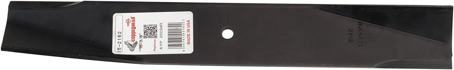 Rotary Set of 3 25034 25034R 122265 532122265 106635X Made in USA Replacement Blade 44 Deck Craftsman Poulan Ayp Roper.