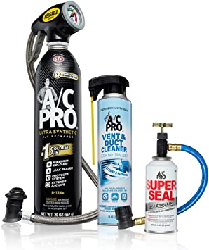 6 PACK of A//C Pro Auto Air Conditioning Evaporator Odor Eliminator OE-1