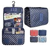 Portable Hanging Travel Cosmetic Bag - Mr.Pro Foldable Organizer Travel ...
