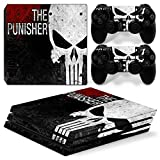 OKFCUS PS4 Pro Vinyl Skin Sticker for PS4 Pro Console and Controller Full Cover Skin Decal Cover 3#