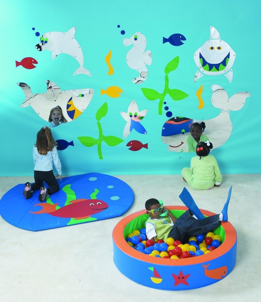Children's Factory Sea Me Dolphin Mirror