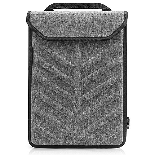 "Tomtoc Slim Laptop Protective EVA Hard Shell Carrying Case Sleeve Cover for Apple 13 Inch MacBook Pro A1706 A1708 | 13"" Dell XPS 