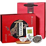 China Tea Authentic Fuzhou jasmine tea, Luzhou jasmine tea, Dragon Ball gift box, Chinese New Year gift tea 320G