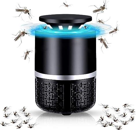 sicher f/ür Babys ger/äuschlos wetwgvsa Moskito-M/örder-Lampe geruchlos USB trieb Insekten-M/örder LED UVlicht-Fliegen-Inhalator-F/änger an ungiftig Schwangere Frauen