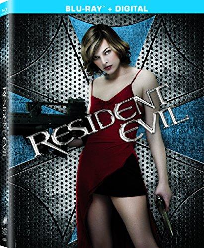 (Resident Evil [Blu-ray])