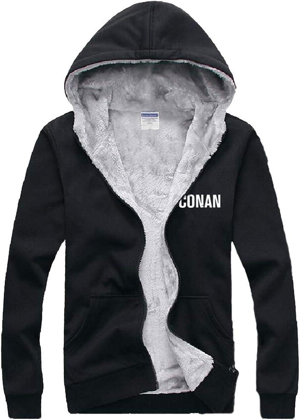 Gumstyle Dragon Ball Anime Unisex Full-Zip Hoodie Coat Winter Thicken Fleece Warm