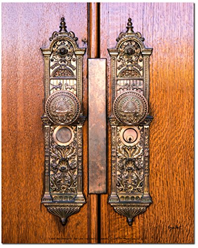 Latter-day Strengths Salt Lake City Utah LDS Temple - Beehive Door KNOB - 8
