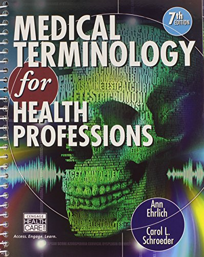 Blackboard Printed Access Card - Medical Terminology for Health Professions with Studyware CD-ROM + Webtutor Advantage on Blackboard Printed Access Card Pkg