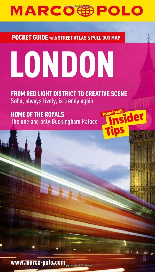 London Marco Polo Guide (Marco Polo Travel Guides): Amazon.es: Marco Polo: Libros en idiomas extranjeros