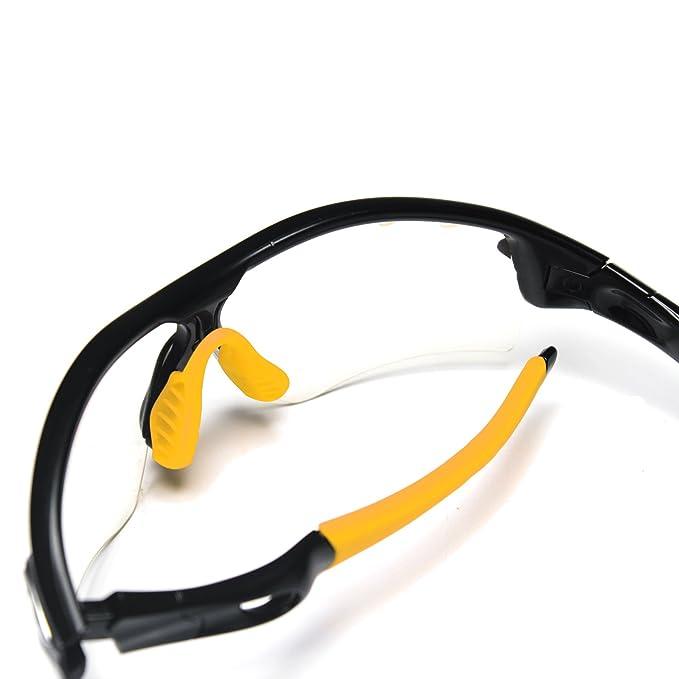 MRY Gomas de varilla y plaquetas nasales de repuesto para gafas de sol de la gama Oakley Radar Path: Amazon.es: Ropa y accesorios