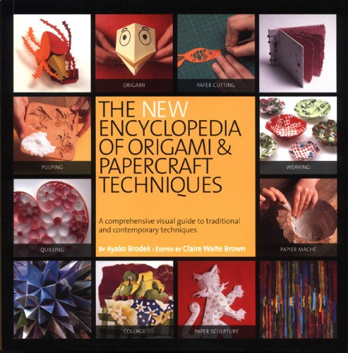Download The New Encyclopedia of Origami and Papercraft Techniques pdf epub