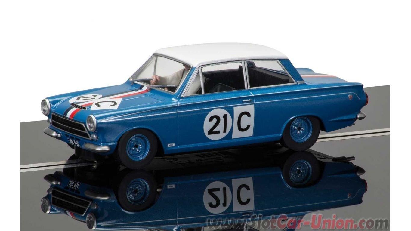 Carson 500003670 1  32 Ford Cortina 1963 Australia, Veicolo