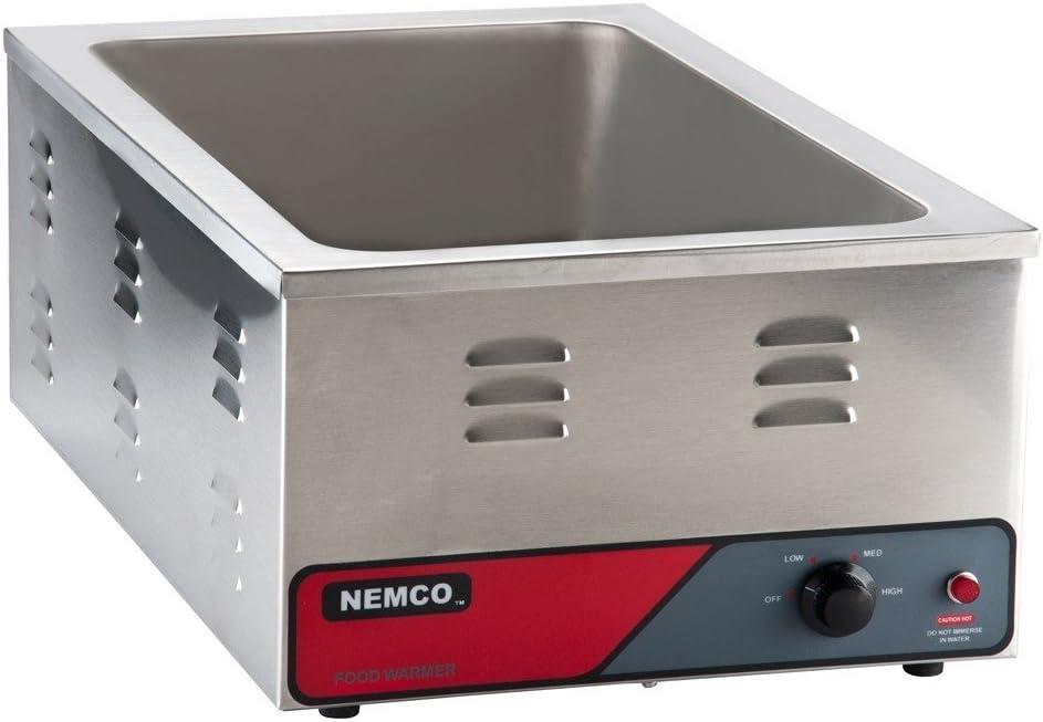 Nemco (6055A-CW) Full-Size Cooker/Warmer