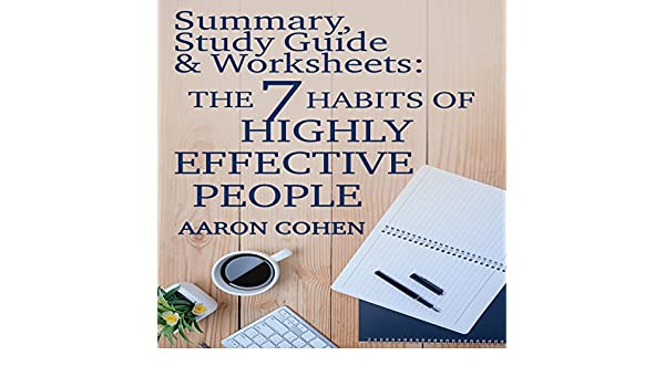 Amazon.com: Summary: The 7 Habits of Highly Effective People: Study ...