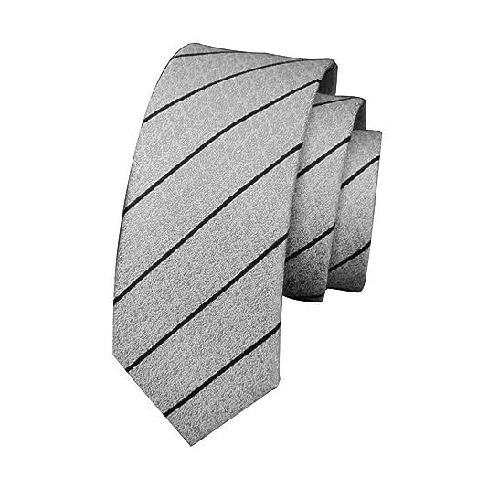 GuanBen Corbata para Hombre y Corbata para Hombre, 6 cm Patrón de ...