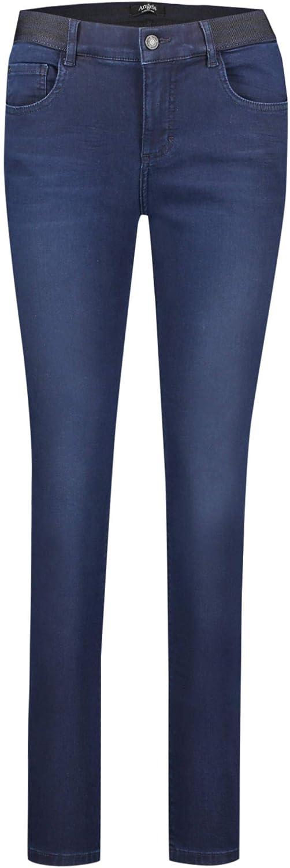 "Angels Damen Jeans One Size 399"" Slim Fit Darkblue"