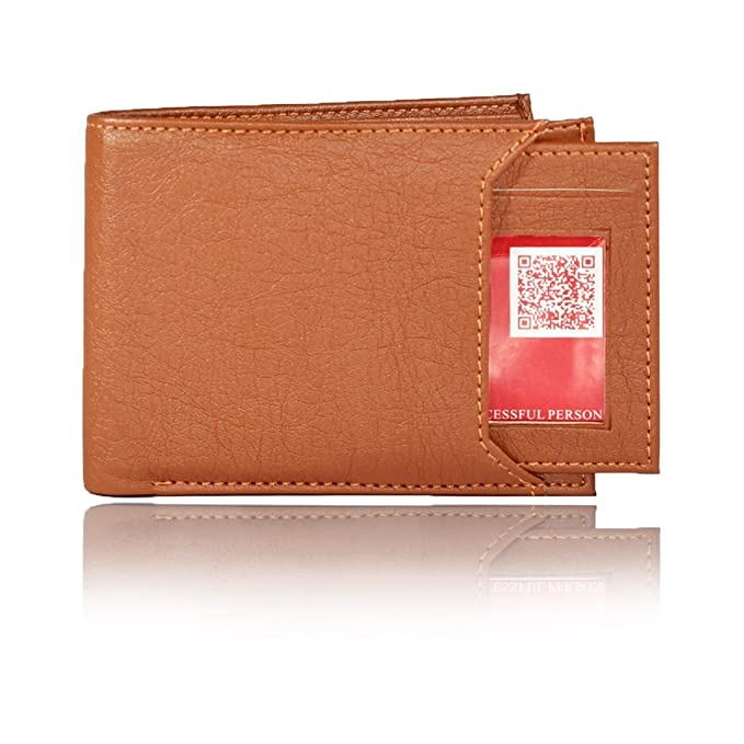 LANDER Tan Men's Wallet Men's