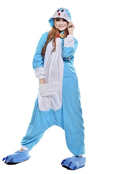 taglia 40 868ac b2007 Engerla Halloween pigiama Cosplay adulti Animal Onesex costumi tutina