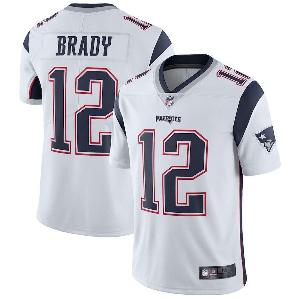 best service f2238 99395 Tom Brady New England Patriots Limited Stitch Jersey - White