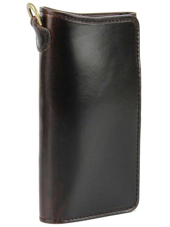 [コルボ] CORBO. -Ridgeリッジシリーズ 小銭入れ付き二つ折り長財布 8LK-9905 B001I9SFCWダークブラウン