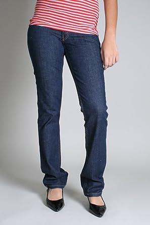 Trop Dans Strauss Rigide Jeans Straight Levis Superlow 524 Leg Usés 4EWq6