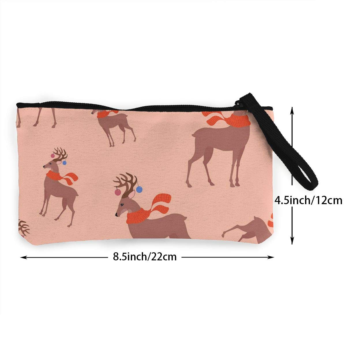 Yamini Milu Deer in The New Year Cute Looking Coin Purse Small and Exquisite Going Out to Carry Purse