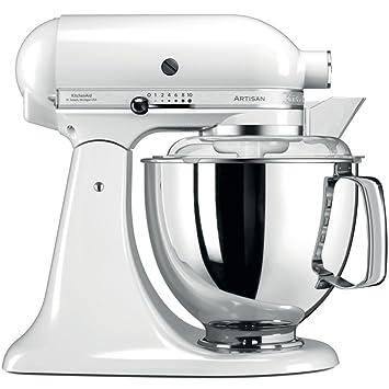 Amazon.de: KitchenAid Küchenmaschine Artisan 4, 8L Weiß