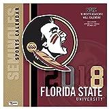 Florida State Seminoles 2018 Calendar
