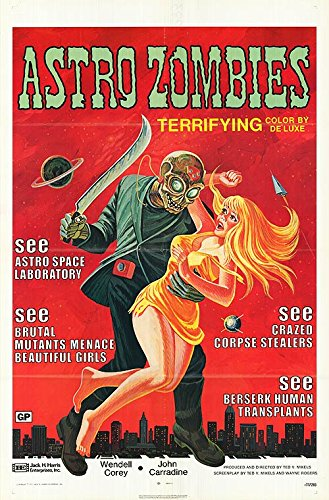 Astro-Zombies-Authentic-Original-27-x-41-Folded-Movie-Poster