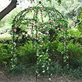 OUTOUR French Style Birdcage Shape Heavy Duty
