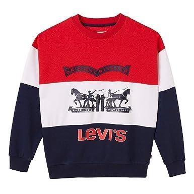 Felpa multicolore per bambina by Levi's Kids