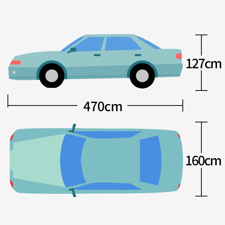 Cubierta de coche mini one Calidad Transpirable-para uso en interiores /& Al Aire Libre