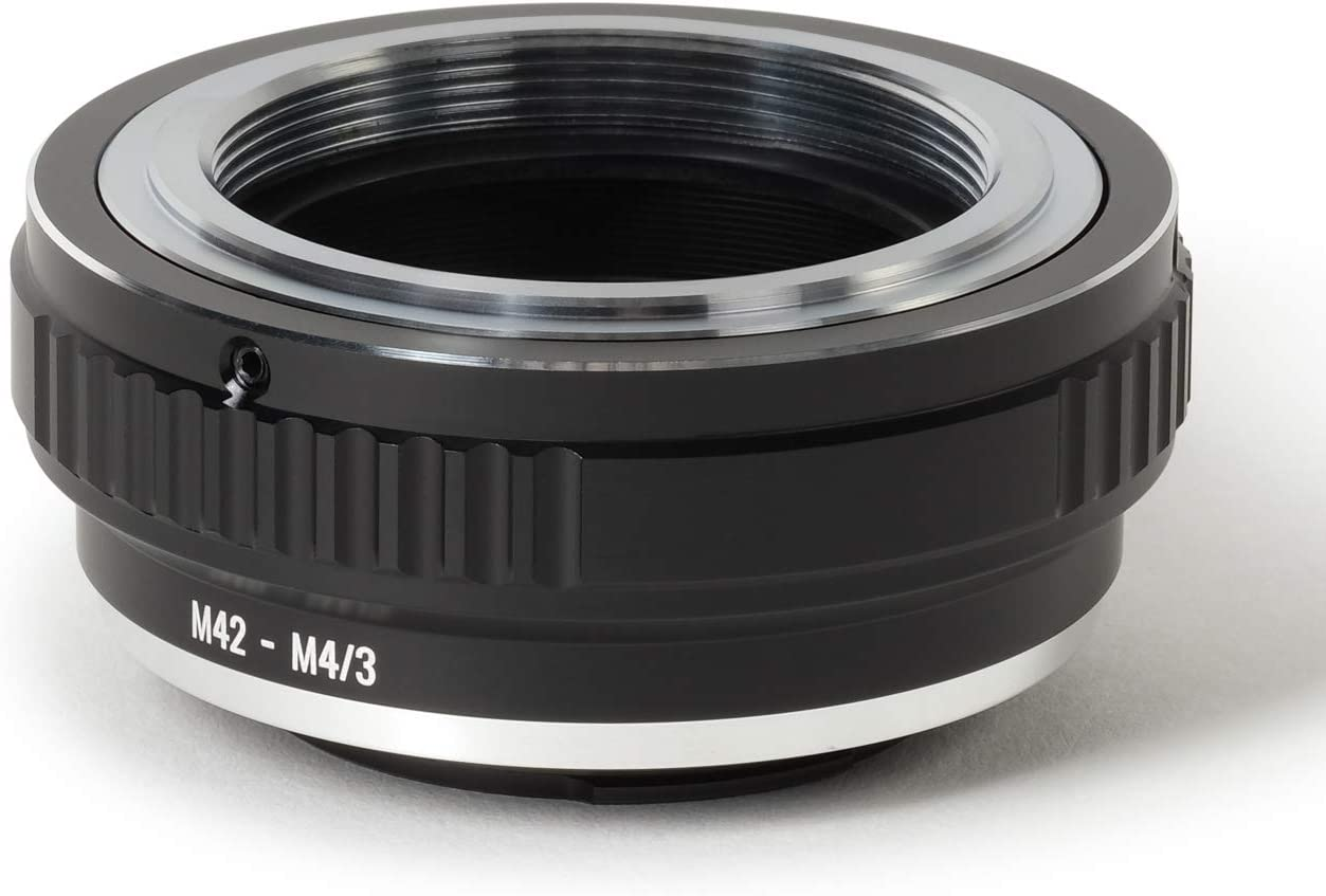 Compatible with Konica AR Lens and Micro Four Thirds Gobe Lens Mount Adapter Camera Body M4//3