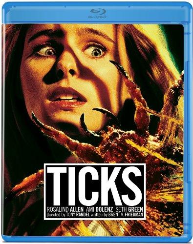 Ticks [Blu-ray] by OLIVE FILMS