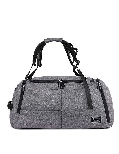 ... Bag Equipaje A bordo Viajar Bolsa De Dormir - Carga Bolsas Holdall Equipaje De mano Con Compartimiento De Zapatos Separado: Amazon.es: Ropa y accesorios