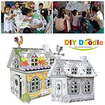Luxury origami House Instructions 3d | Origami easy, Paper crafts ... | 355x355