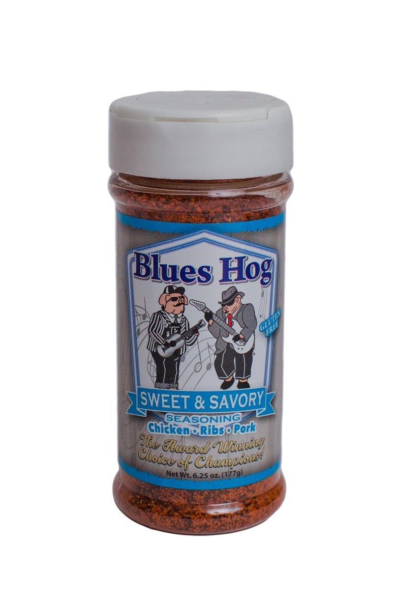 Blues Hog Sweet & Savory Seasoning (6.25 oz.)