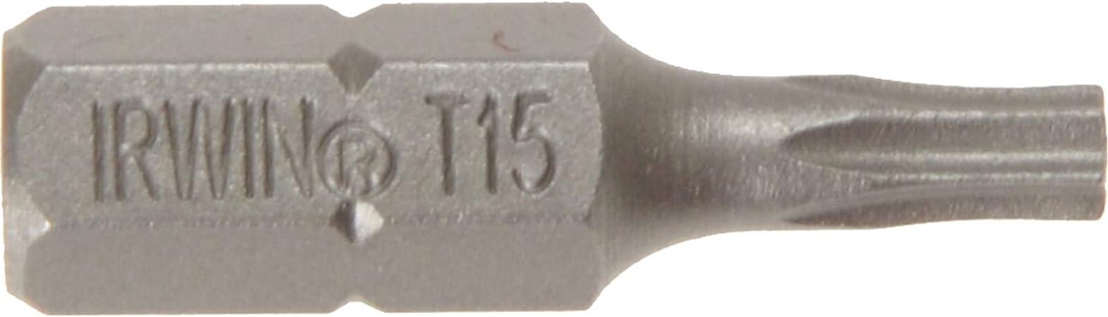 IRWIN Impact embouts de tournevis Torx TX27 25 mm Pack de 2