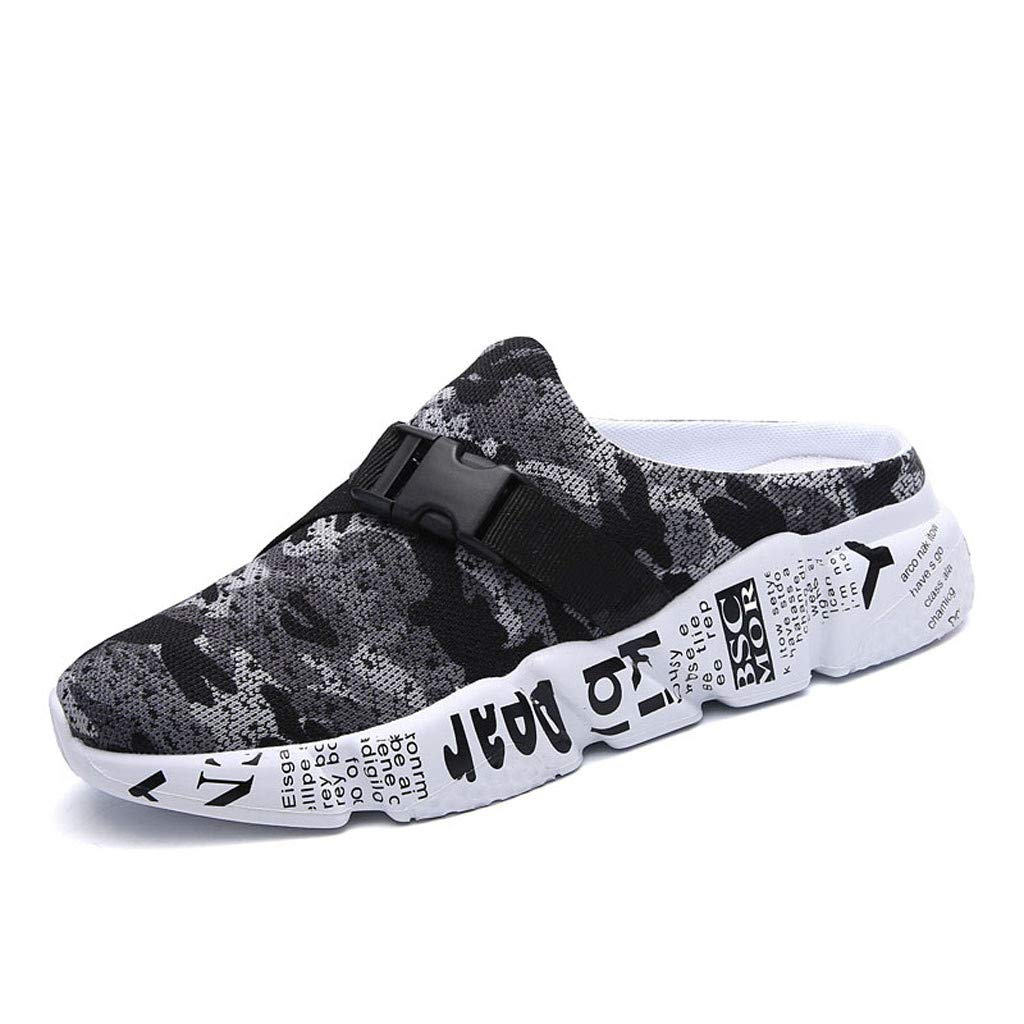 Amazon.com: Mens Casual Shoes,Sharemen Outdoor Lightweight Platform Slippers Daily Home Shoes: Clothing