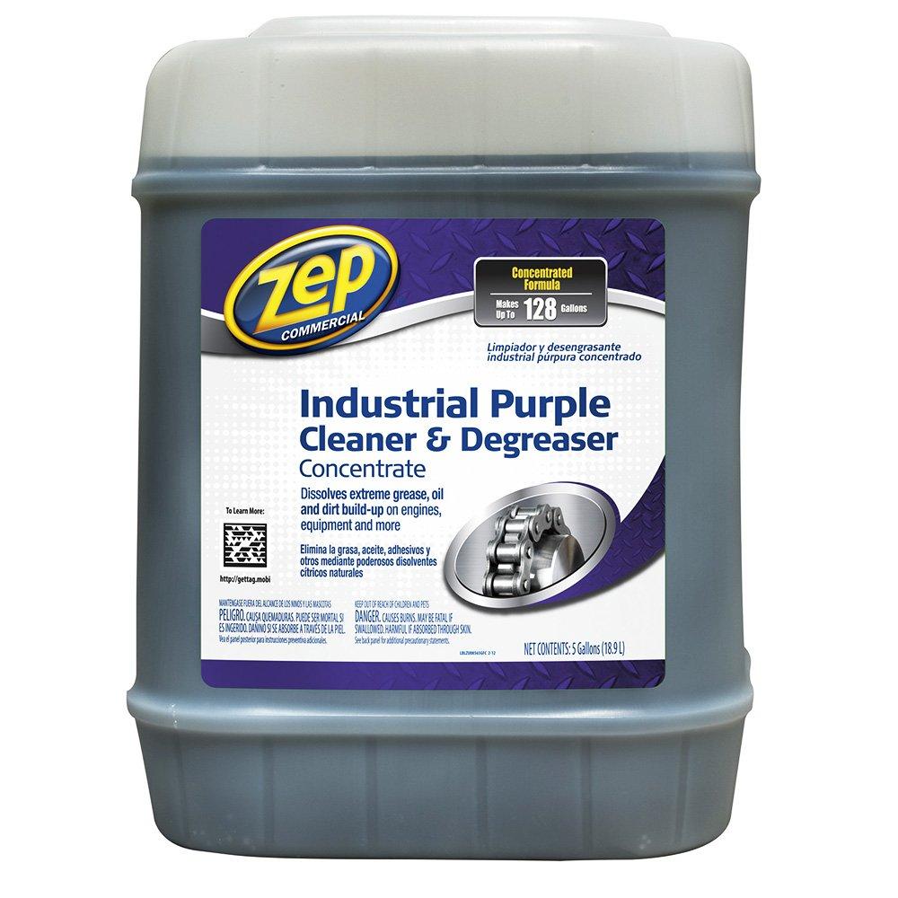 Zep 5 Gallon Industrial Purple Cleaner Degreaser