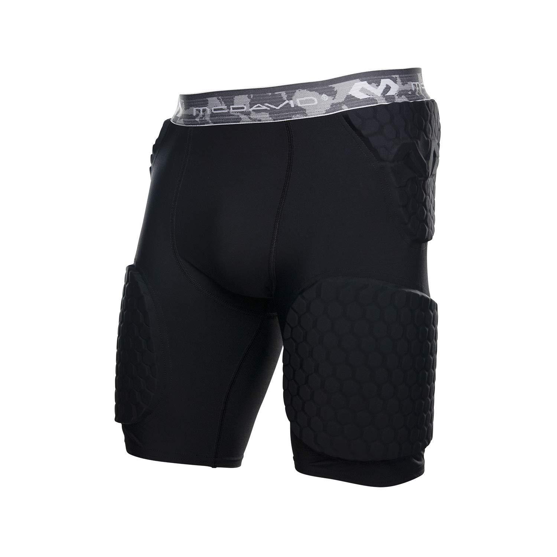 Mc David Hex Pad Wrap Around - Pantalones cortos con amortiguación McDavid 7991