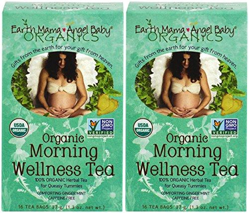 Earth Mama Angel Baby Organic Morning Wellness Tea